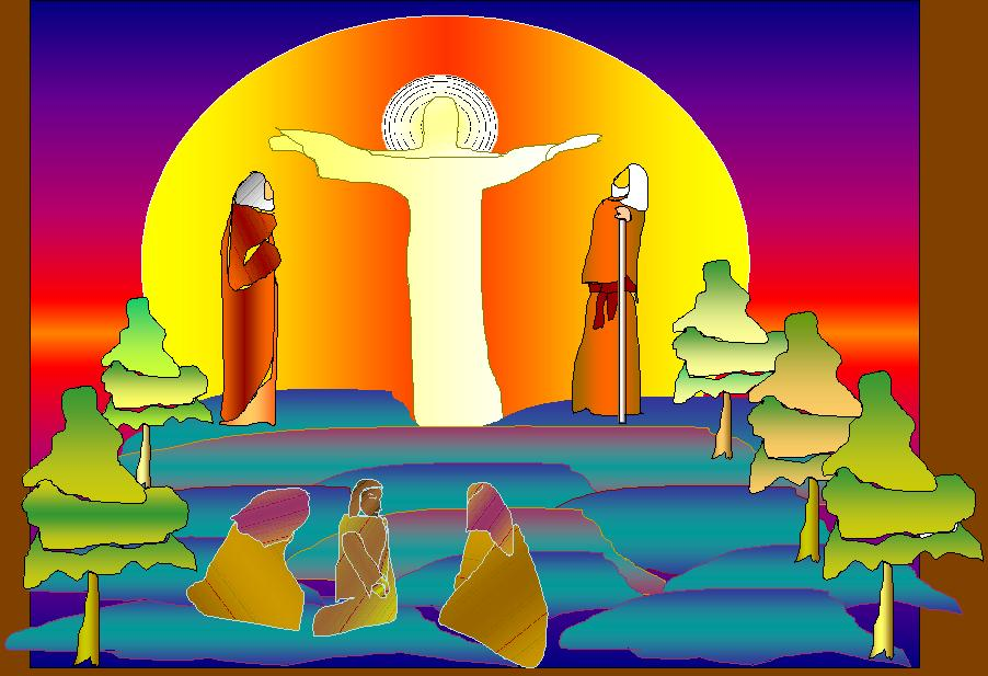 The Transfiguration, a drawing by MichSzek