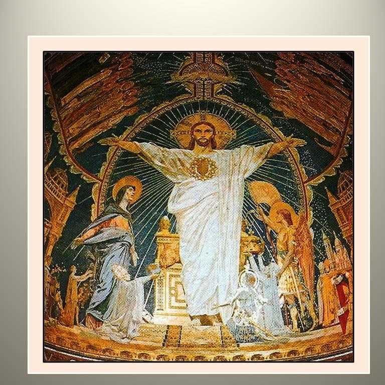 Il Sacro Cuore di Gesù dans immagini sacre SacreCoeur