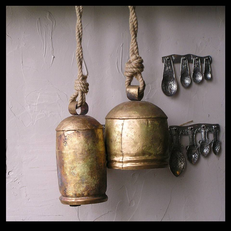 Copper Bells - photo by Michele Szekely